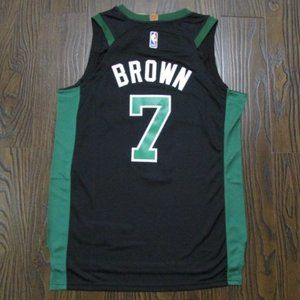 NEW NBA Nike Boston Celtics Jaylen Brown Jersey 7